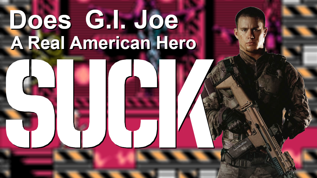 Does G.I. Joe for the NES Suck?